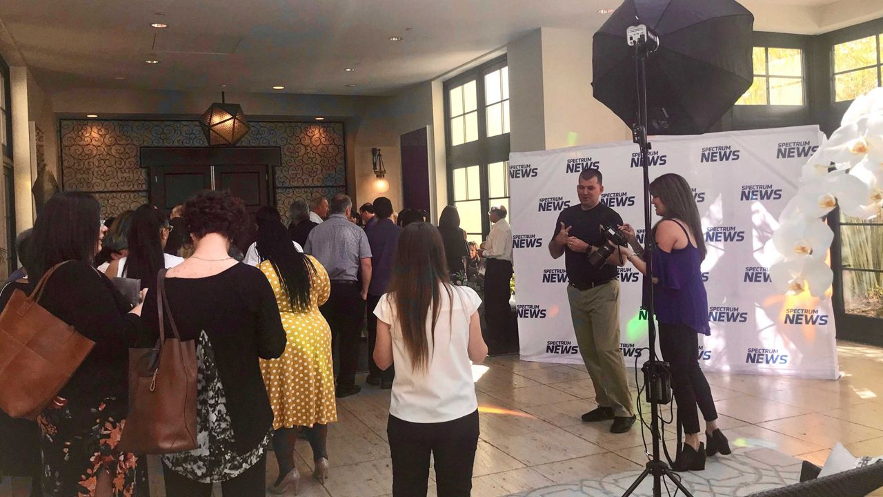 Fifty-four of our Everyday Heroes of 2018, their friends, family, and loved ones joined us at the Alfond Inn in Winter Park for our annual 'Salute to Everyday Heroes' luncheon.