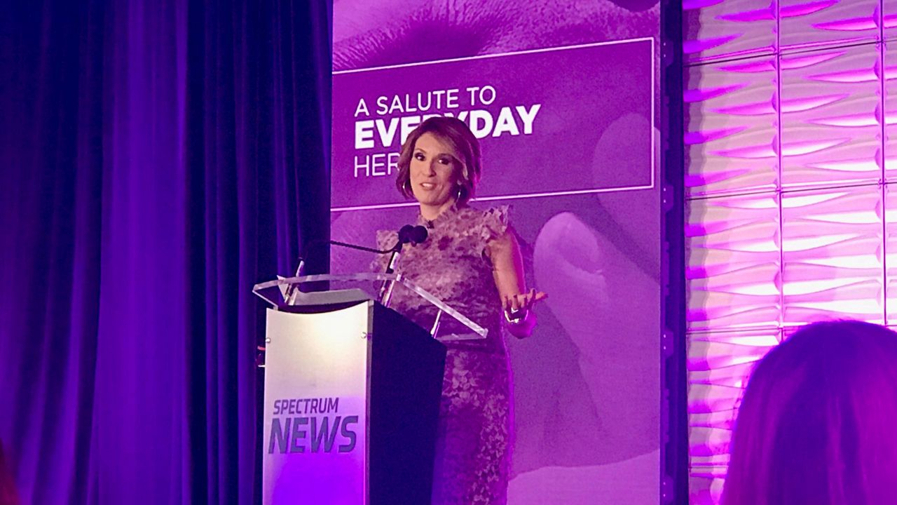 Fifty-four of our Everyday Heroes of 2018, their friends, family, and loved ones joined us at the Alfond Inn in Winter Park for our annual 'Salute to Everyday Heroes' luncheon. Anchor Ybeth Bruzual hosted.