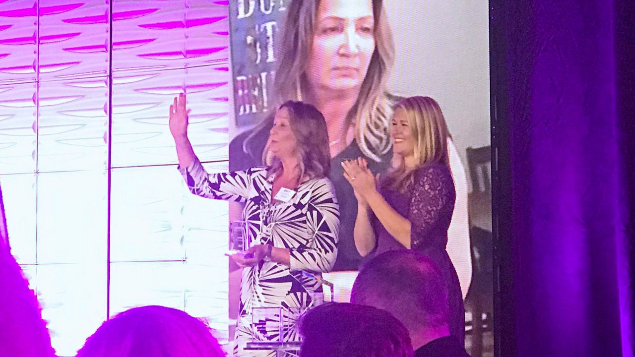 Spectrum News 13's Everyday Hero Liza Riedel won our 'Health Advocate Hero of the Year' award.