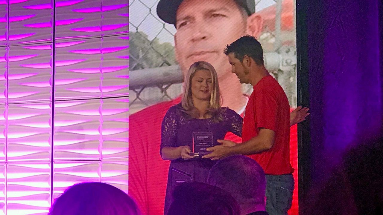 Spectrum News 13's Everyday Hero Seth Reece was voted our 'Viewer's Choice' winner of 2018.