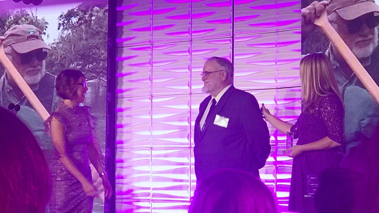 Spectrum News 13's Everyday Hero Wayne Hartley won our 'Public Service Hero of the Year' award.