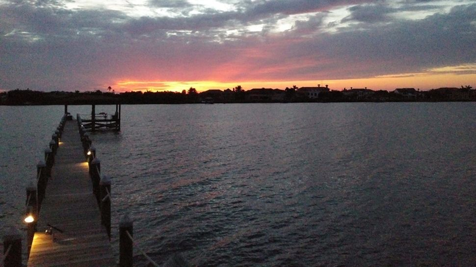 Submitted via the Spectrum News 13 app: Merritt Island saw a wonderful start of the day on Sunday, April 29, 2018. (Lilly, viewer)