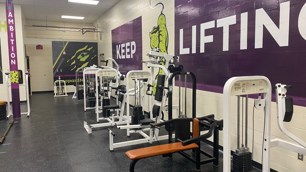 Weight Room Just the Latest Addition at Hernando County Middle School