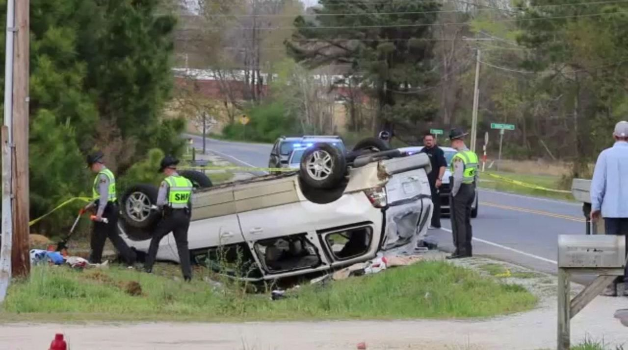 Troopers: Driver on Drugs in Crash that Killed Daughter