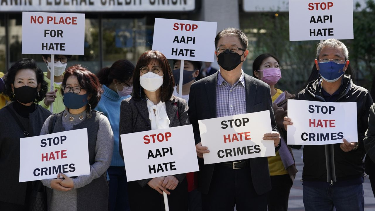 spectrumnews1.com: LA County to Establish Workgroup to Address AAPI Hate