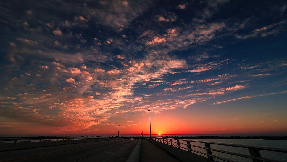 Belleair Causeway Sunset
