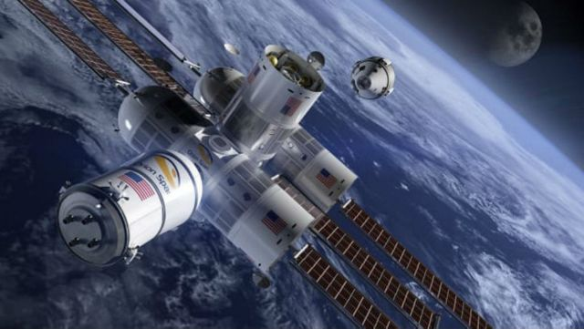 First-ever luxury hotel in space announced for your future space vacation plans