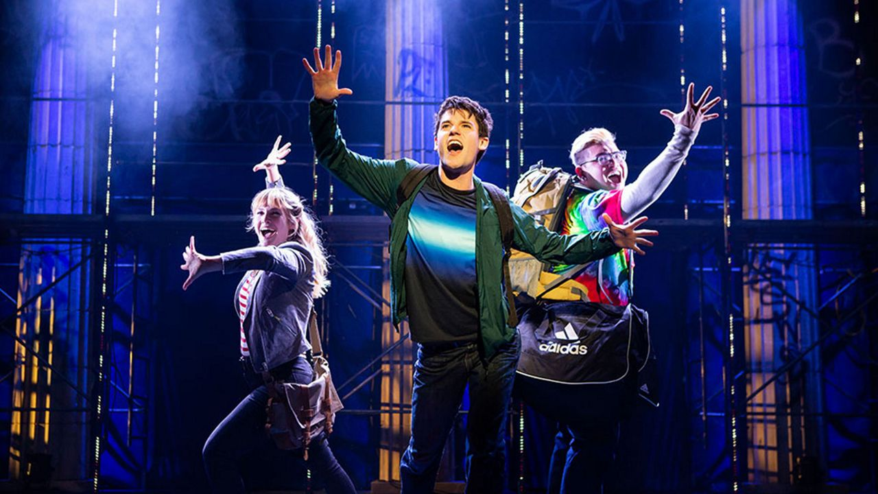 Percy Jackson Musical Coming To Durham