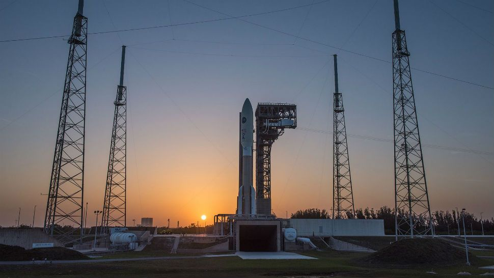 ULA Postpones Atlas V Rocket Launch Due to Battery Failure