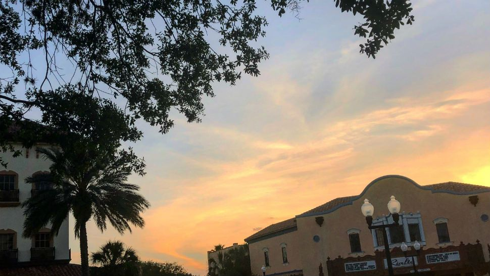 Sent via Spectrum News 13 app: Sunny in The Villages. (Joyce Connolly, viewer)
