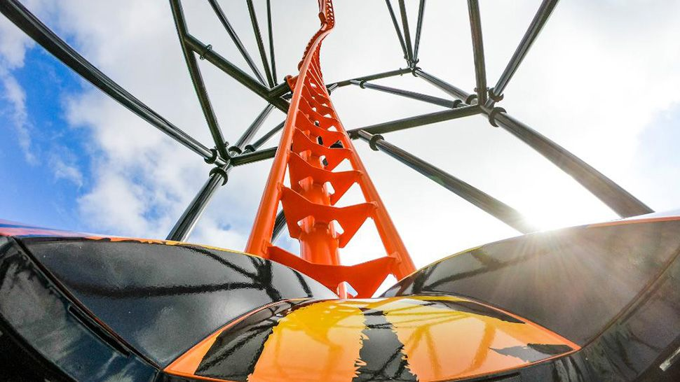 Busch Gardens Soft Opens Triple Launch Coaster Tigris