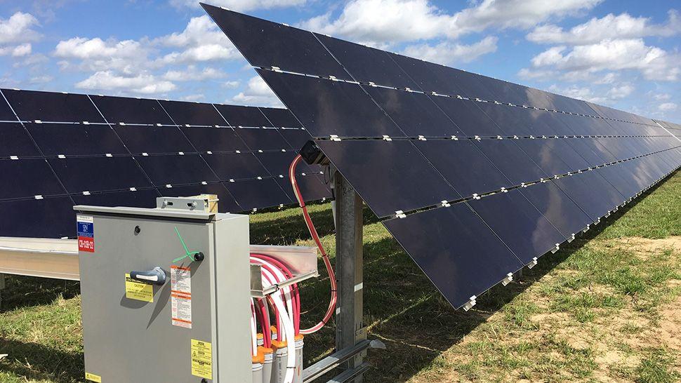 Disney S New 270 Acre Solar Farm Can Power 2 Theme Parks