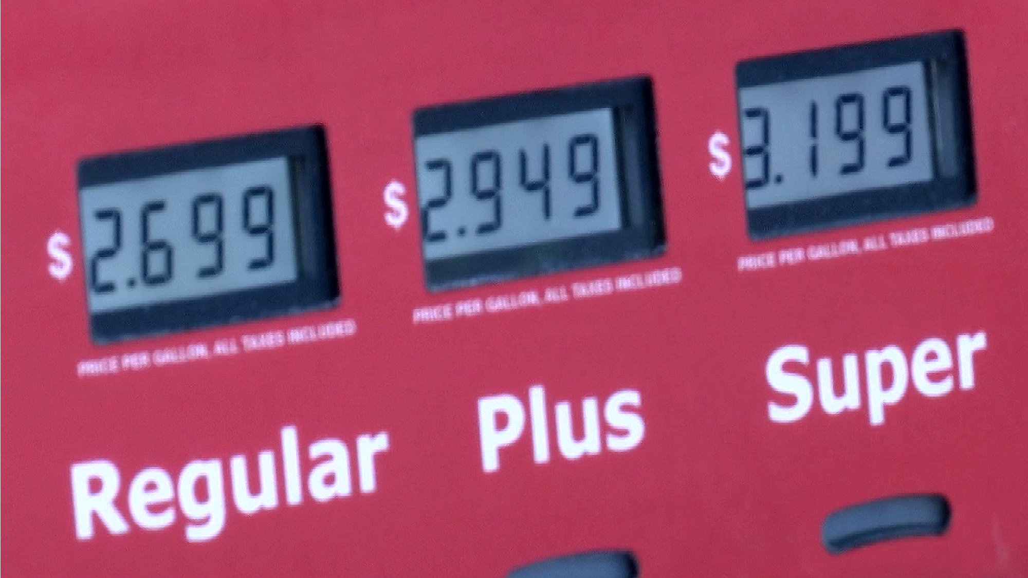 Gas Prices In Florida >> Florida Drivers See Highest Gas Prices In 2018