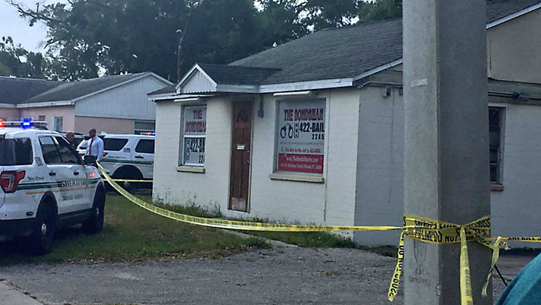 Man found shot dead at orange county bail bonds shop a person was found shot and killed friday at a bail bondsmans shop on west michigan publicscrutiny Gallery