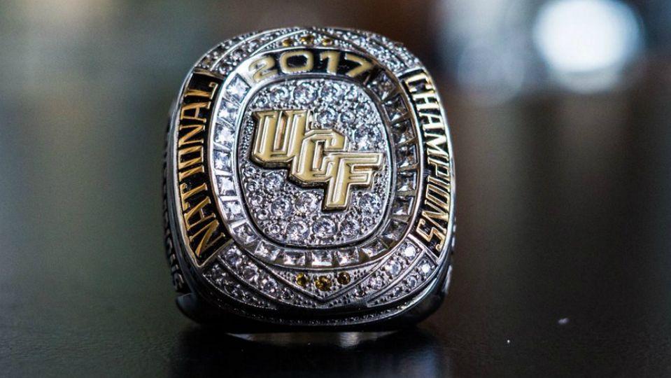 UCF ring