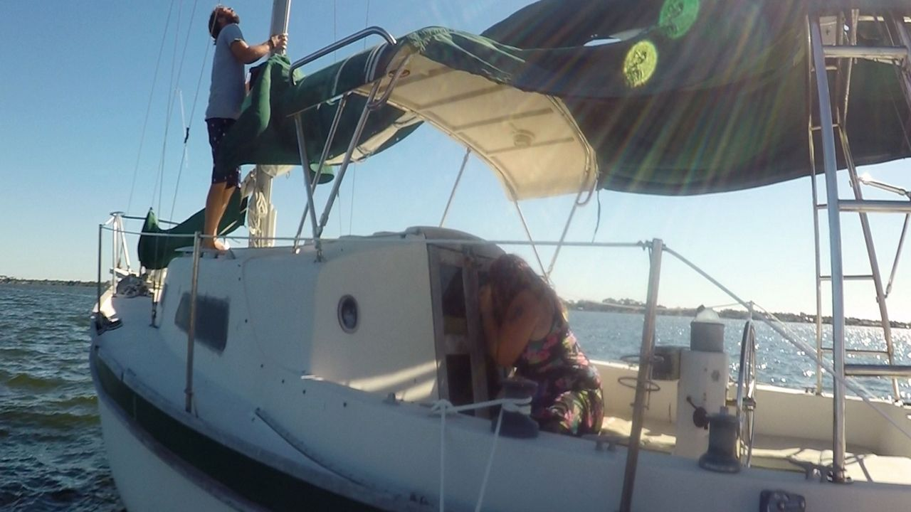 Brevard Couple Gifts Boat to Vets Who Lost Theirs During Thunderstorm