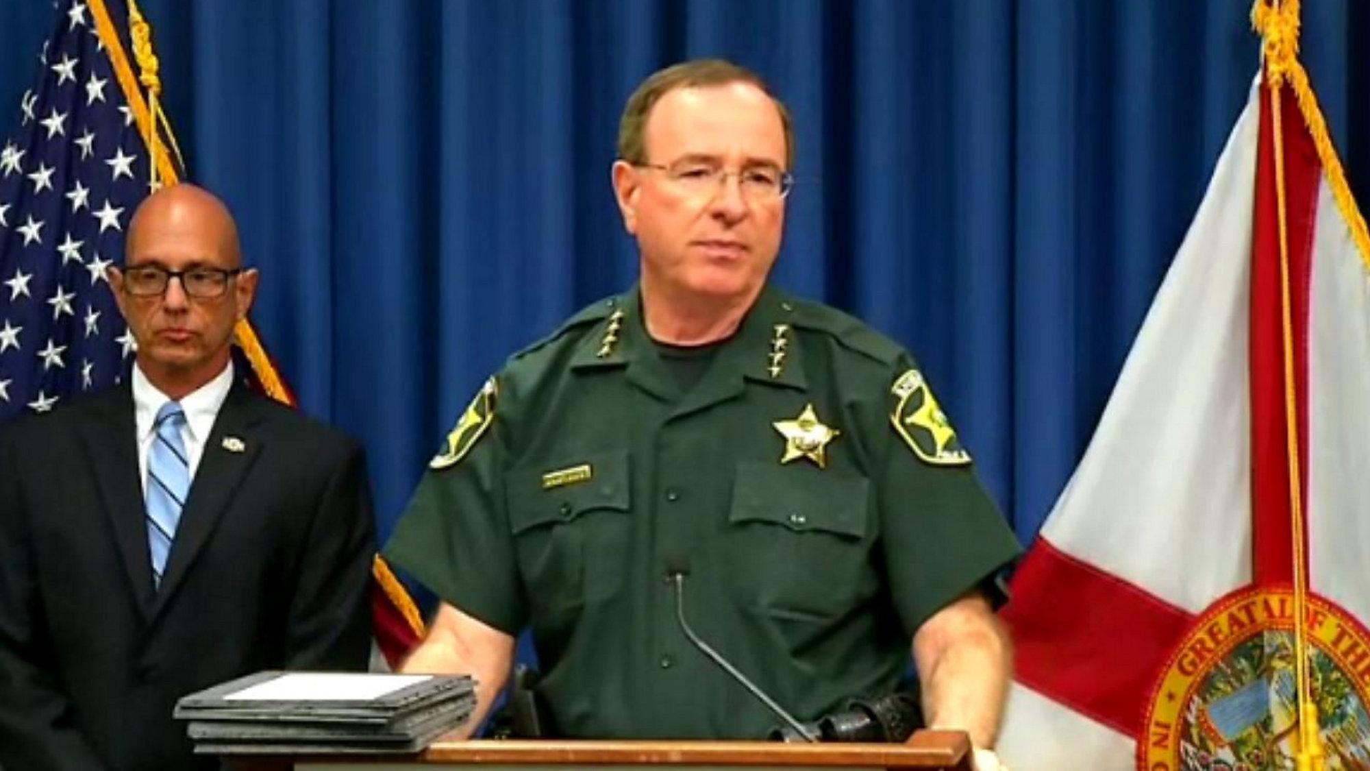 Meth Trafficking Investigation Spans to Polk County