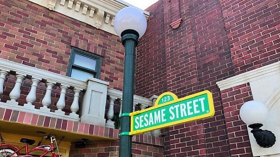 Sesame Street Playground Removed at SeaWorld Orlando