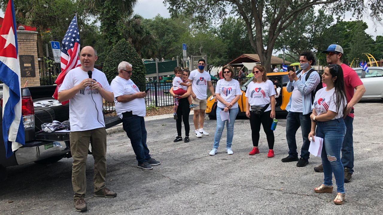 Cuban Americans call on Biden Administration to end U.S. embargo on Cuba