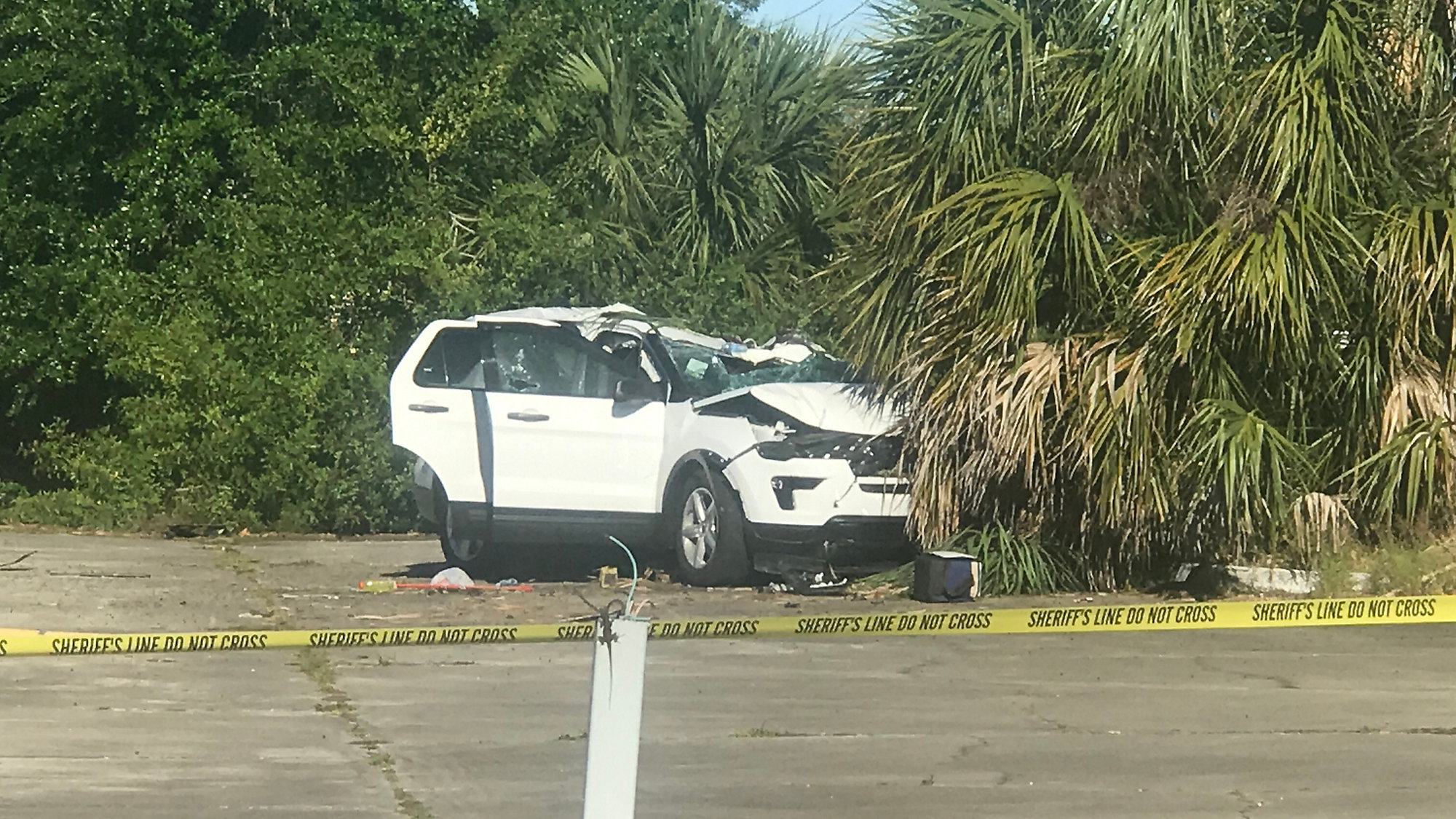 Pasco Deputies: Deadly Crash Appears to be From Carjacking