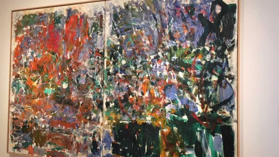 On the Town: Tampa Museum of Art Explores Abstract Expressionism
