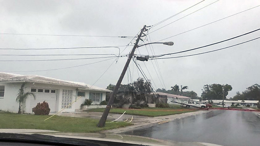 Power Outage Maps Central Florida Experiencing Outages