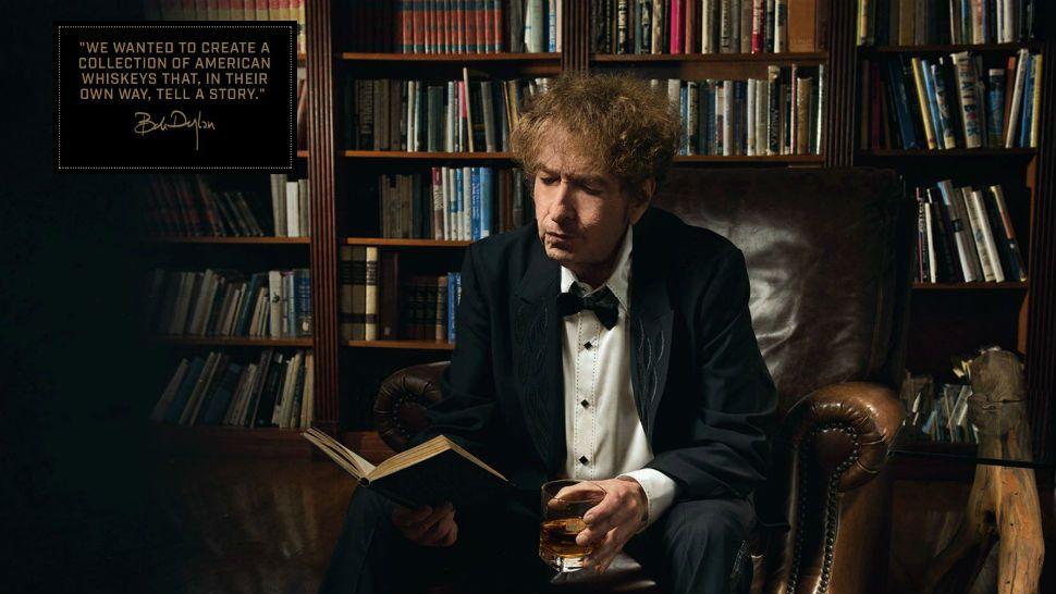 Bob Dylan releasing 'Heaven's Door' collection of whiskeys