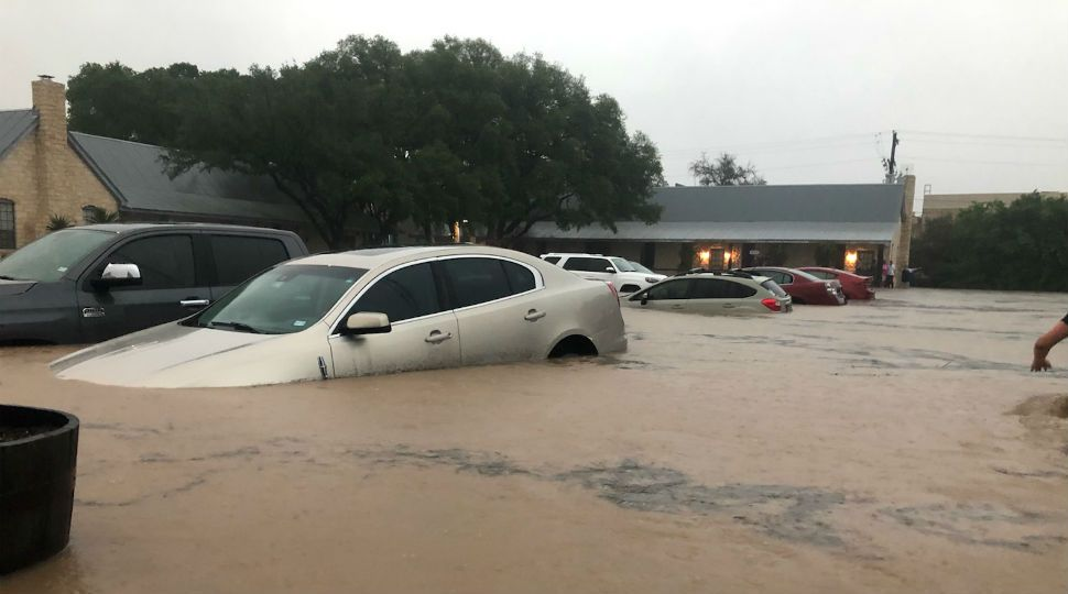 Dripping Springs Restaurant Owner Recalls Flash Flood