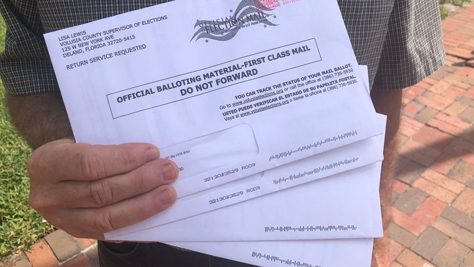 Voting By Mail In Florida Frequently Asked Questions