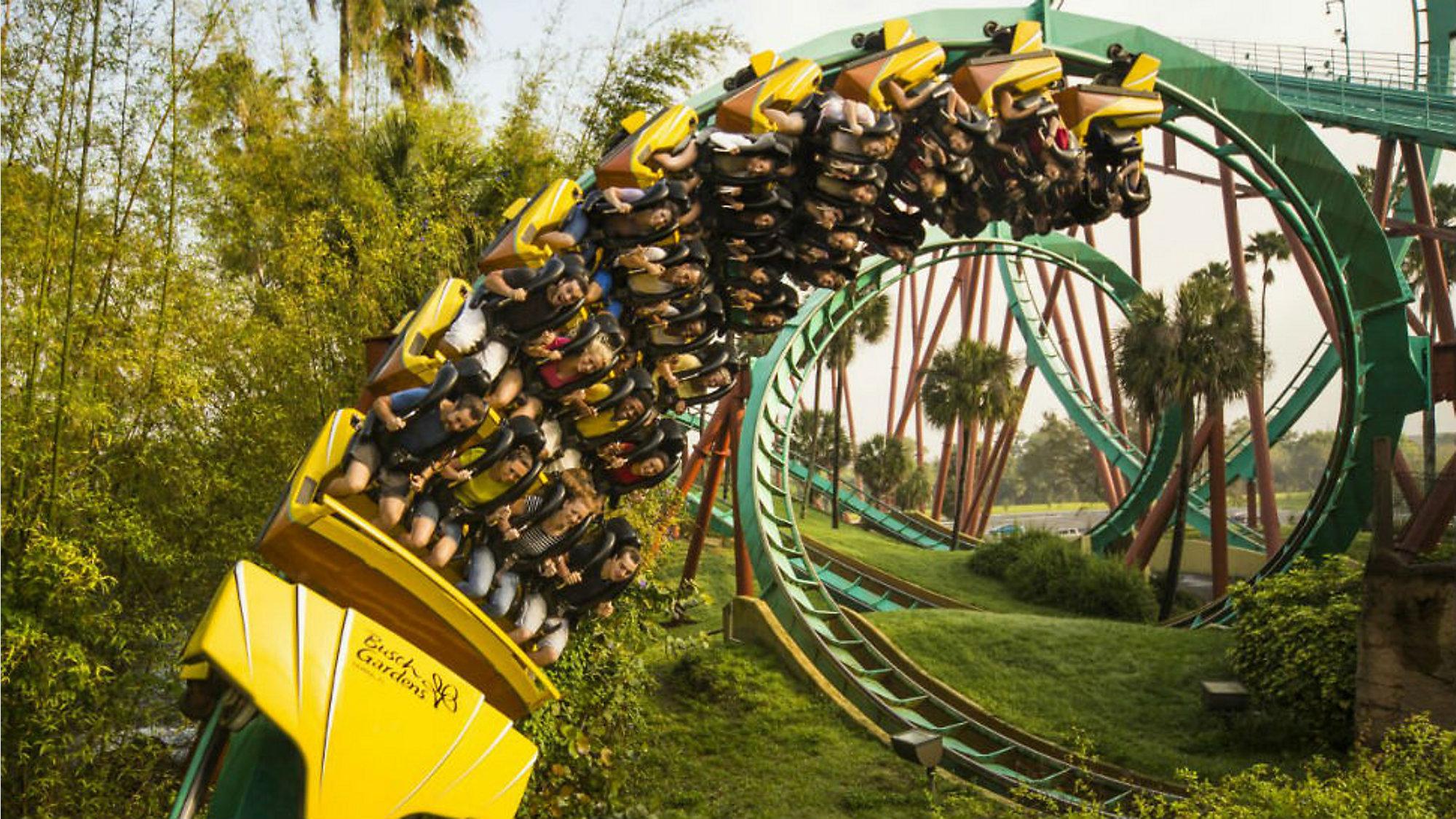Busch Gardens Offering Bogo Fun Card Deal