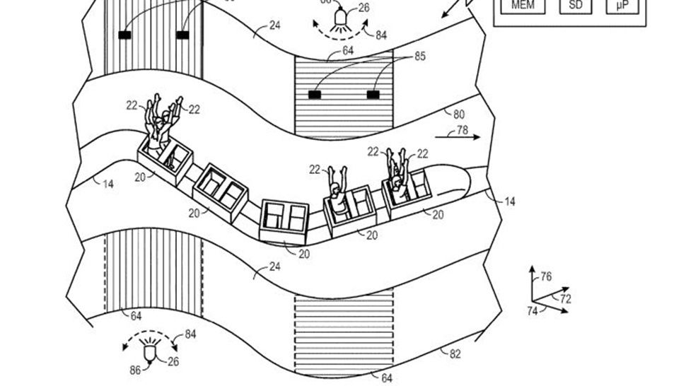New Universal Patent Could Be Used for Nintendo Rides
