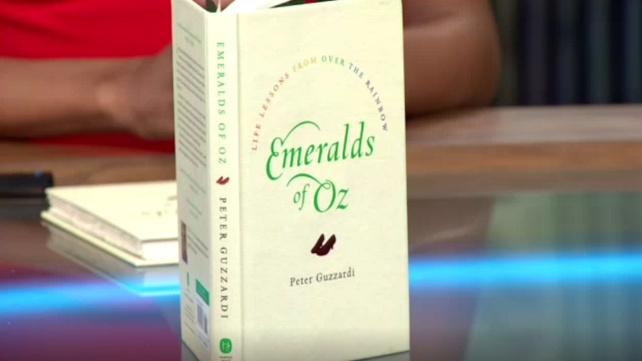 Chapel Hill Author Releases 'Emeralds of Oz'