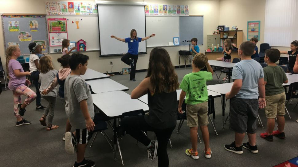 Mindfulness Training Calms Students, Helps With Social Skills