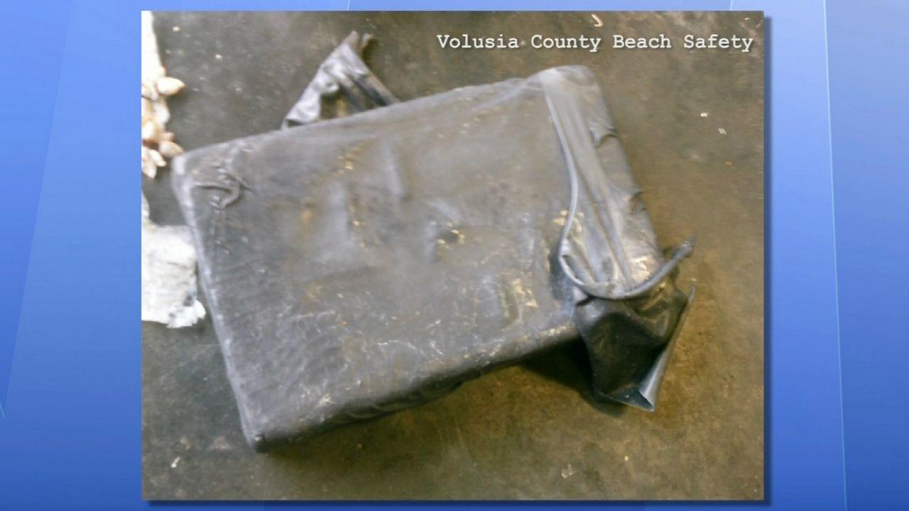 Jogger finds kilo of cocaine on Daytona Beach