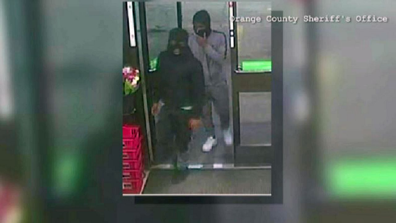 Suspects Wanted in Multi-County Armed Robberies, Carjackings