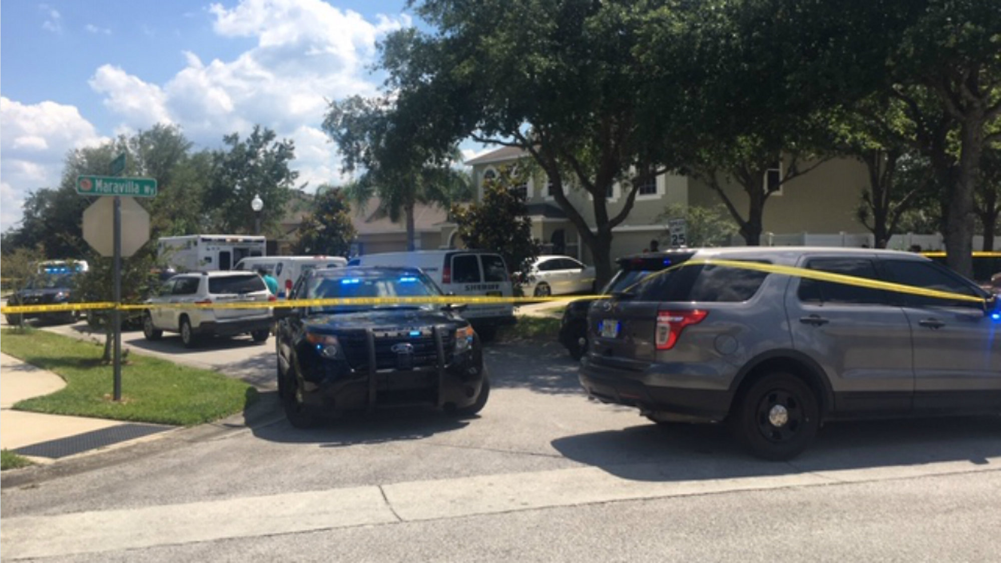Death Investigation Continues Near South Lake High School