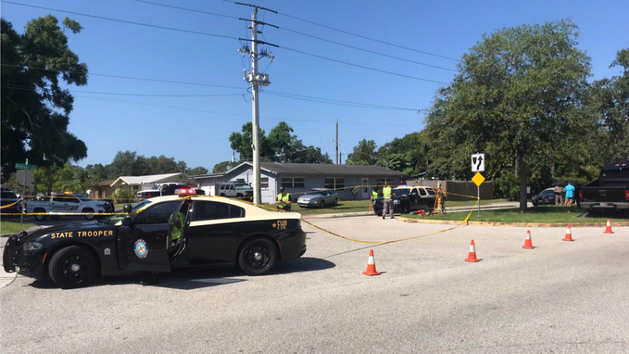 Boy, 9, Hit and Killed By Vehicle in Sarasota
