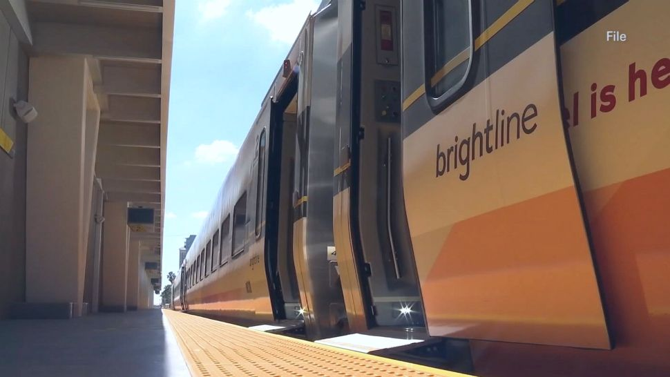 Virgin Trains Begins Rail Work at Orlando International Airport
