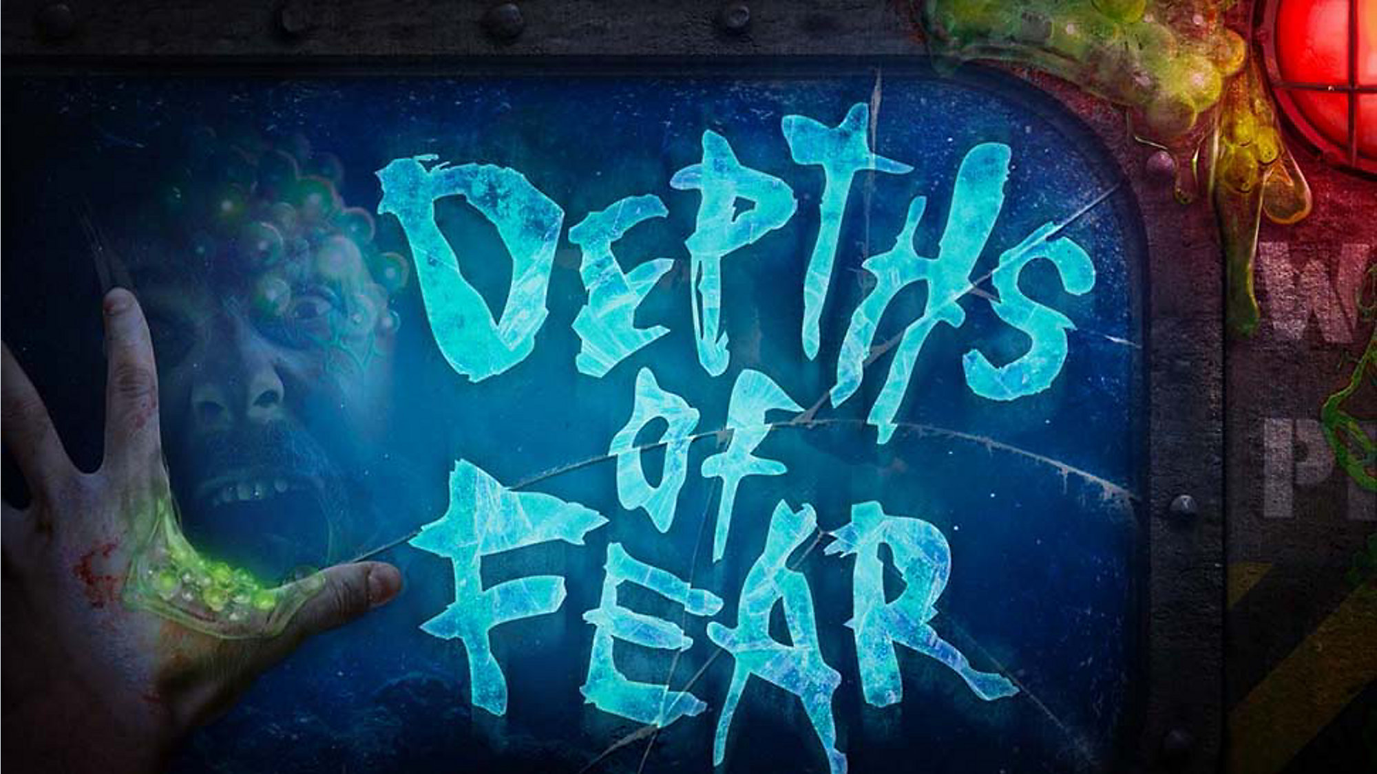 Image result for HHN 2019 depths of fear house