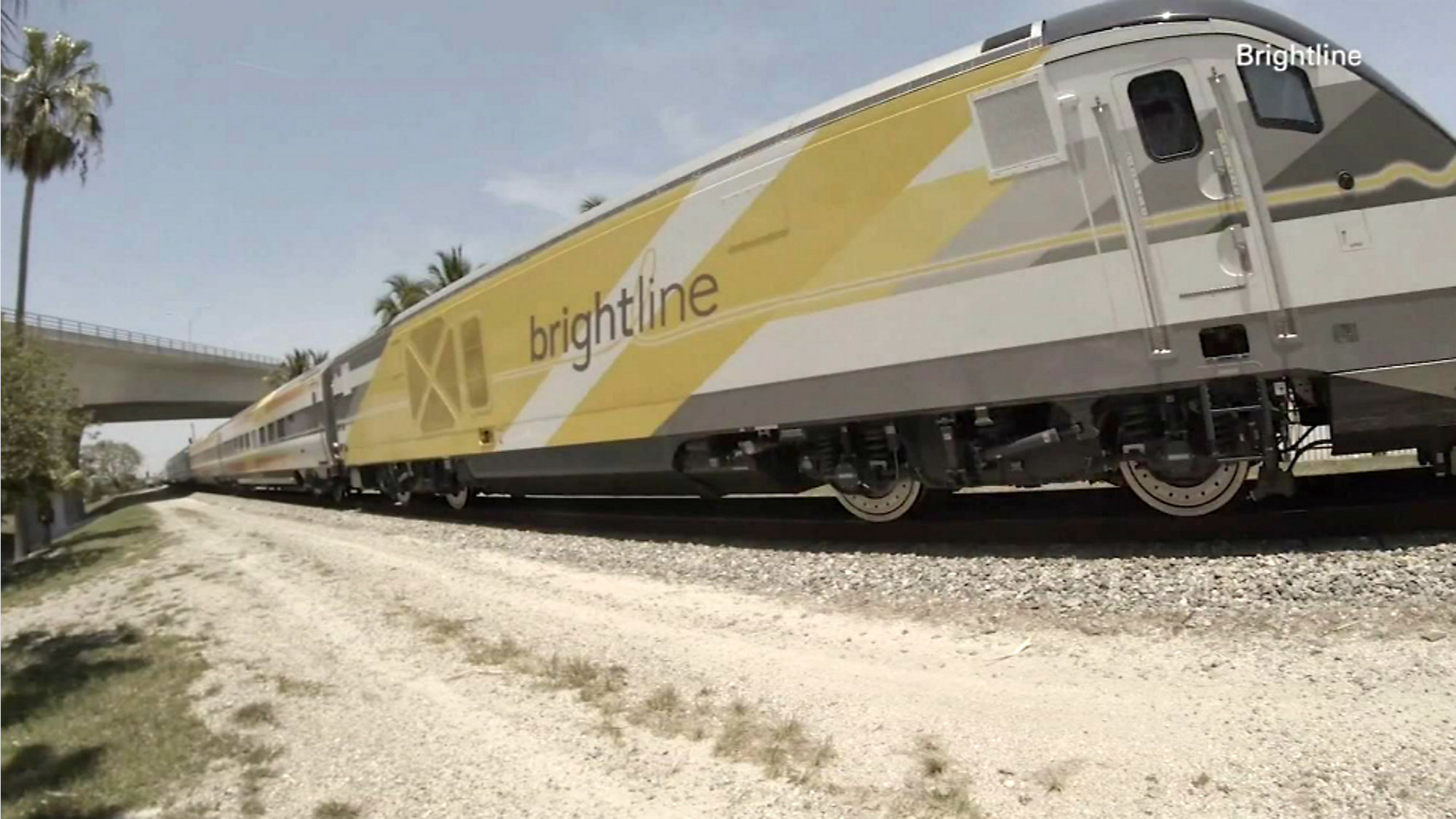Virgin Partners With Brightline on Florida Rail Line