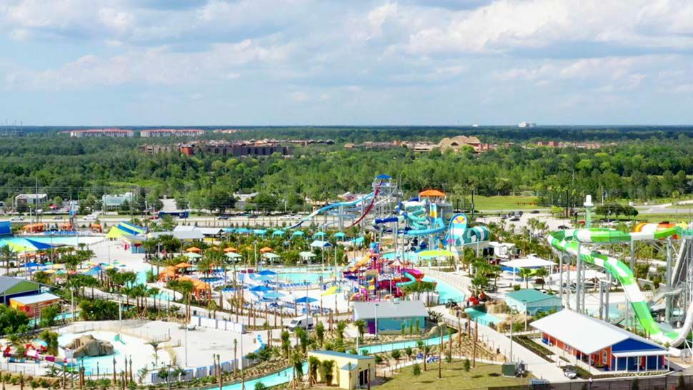 """Margaritaville's Island H2O Live! Water Park to Open for """"Preview Days"""""""