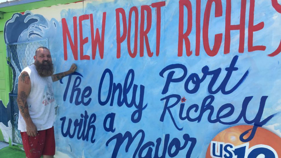 """New Port Richey, The Only Port Richey With a Mayor"""