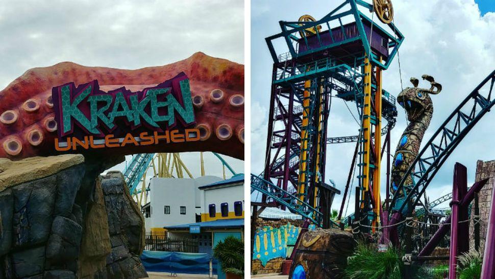 Seaworld Busch Gardens Offer Flash Sale For Residents