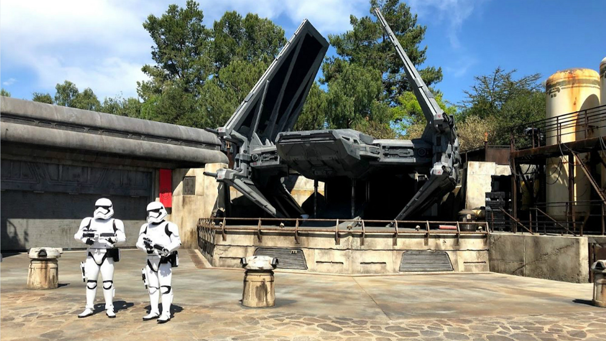 ESPYS Auction Offering Star Wars: Galaxy's Edge Experience