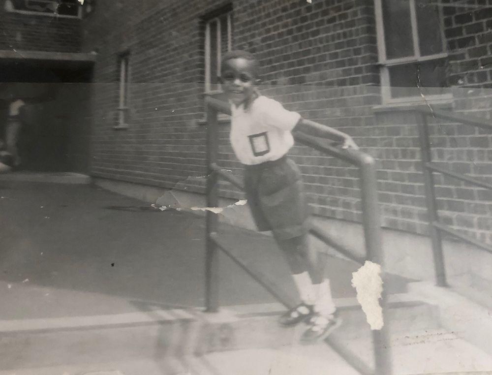 Alfredo Dupree as a child. (Alfredo Dupree)