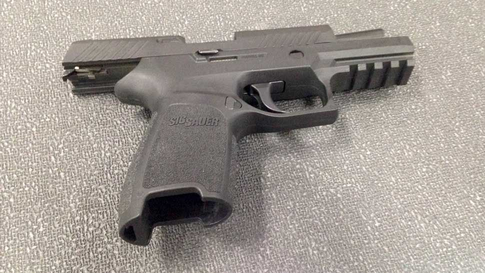Pasco Officer's Gun in Campus Discharge Has Troubled History