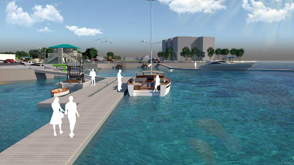 Construction Begins on Seminole Street Boat Ramp