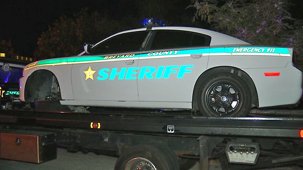 Brevard Deputy Recovering After Gun Battle With Man