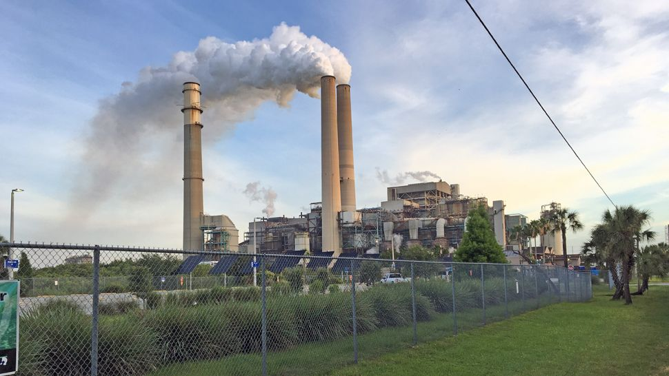 Contractor Killed at Big Bend Power Plant, TECO Confirms - Bay News 9
