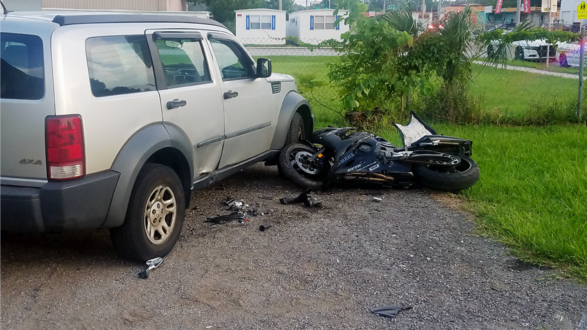 Speeding to Blame For Fatal Motorcycle Crash in Lakeland
